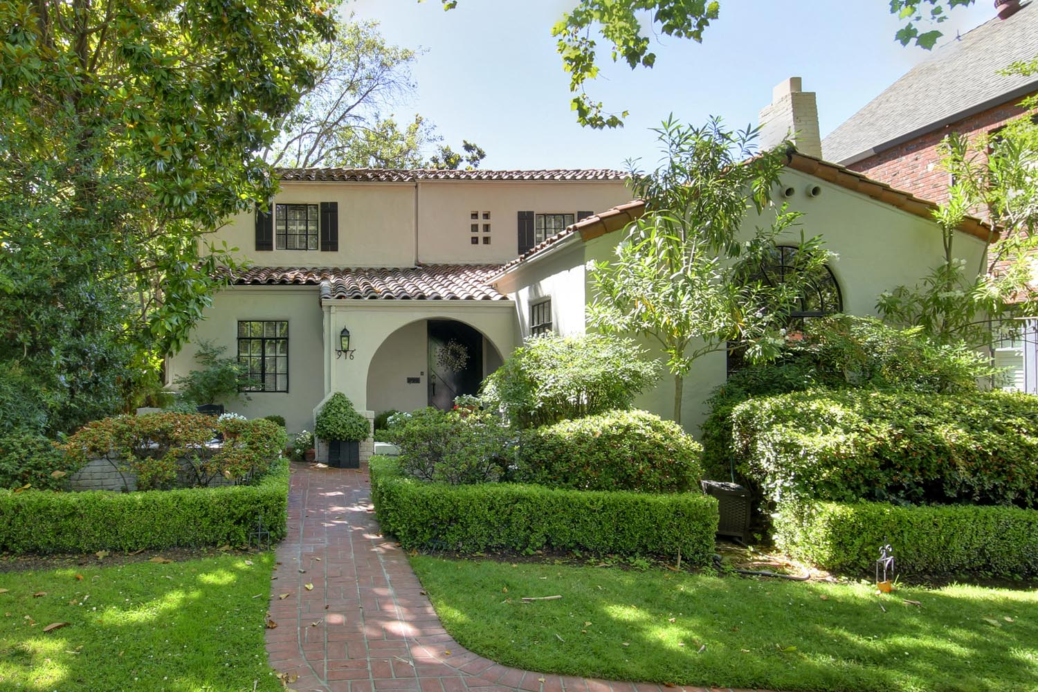 Spanish Style in East Sacramento